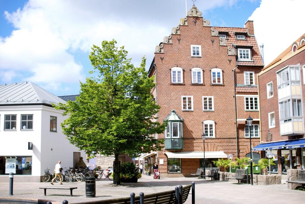 bryllupsplanlegging, turist, studentby, brudebutikk
